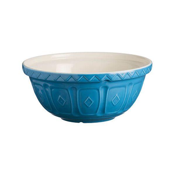 Mason Cash Colour Mix S18 Azure Mixing Bowl 26cm