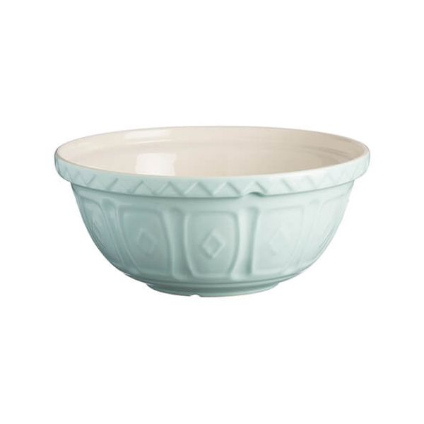 Mason Cash Colour Mix S18 Powder Blue Mixing Bowl 26cm