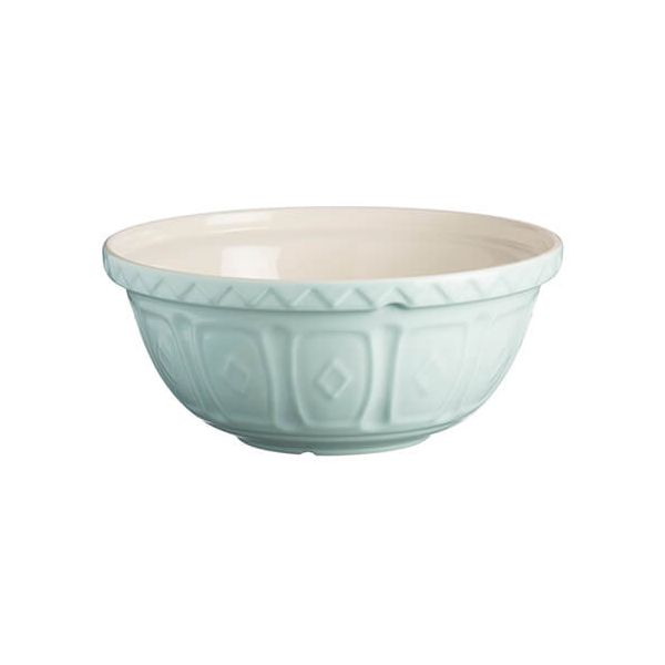 Mason Cash Colour Mix S24 Powder Blue Mixing Bowl 24cm