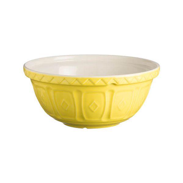 Mason Cash Colour Mix S18 Bright Yellow Mixing Bowl 26cm