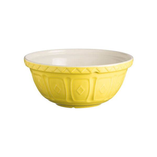 Mason Cash Colour Mix S24 Bright Yellow Mixing Bowl 24cm