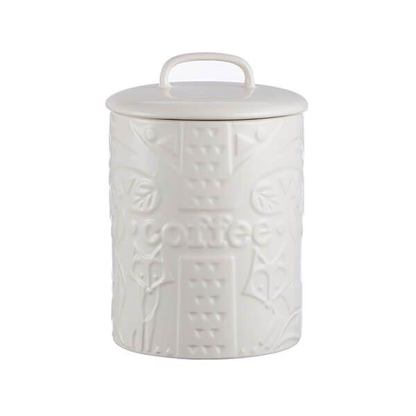 Mason Cash In The Forest Coffee Jar