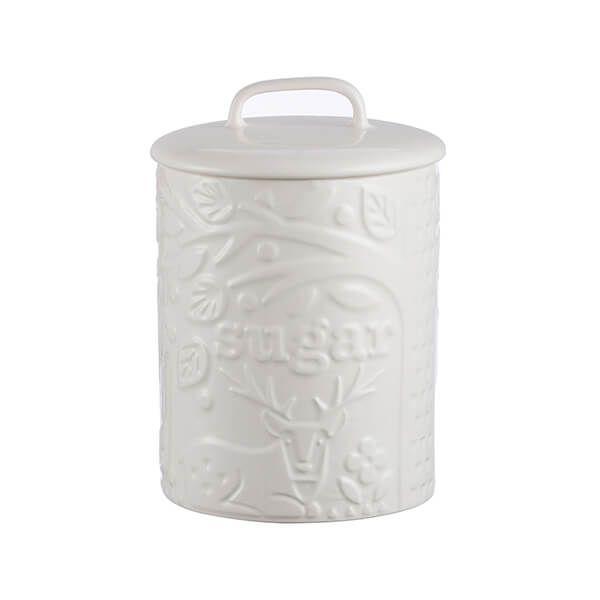 Mason Cash In The Forest Sugar Jar