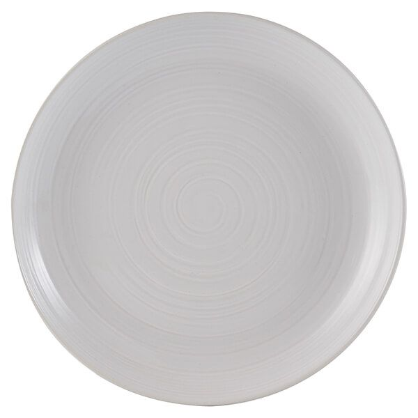 Mason Cash William Mason White Dinner Plate