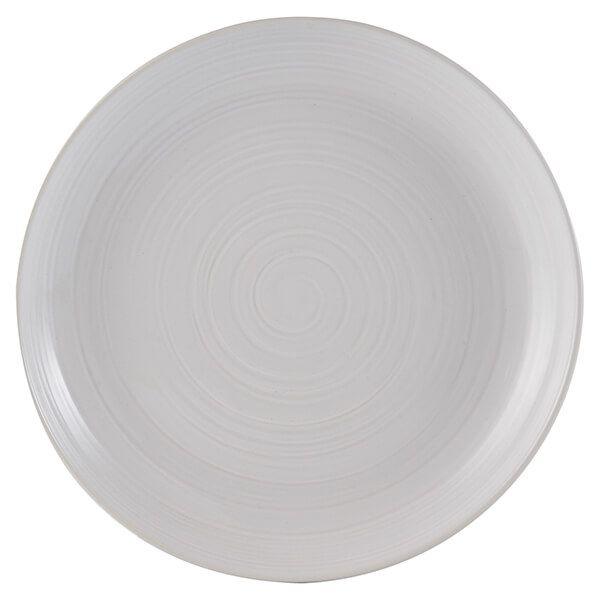 Mason Cash William Mason White Dinner Plate