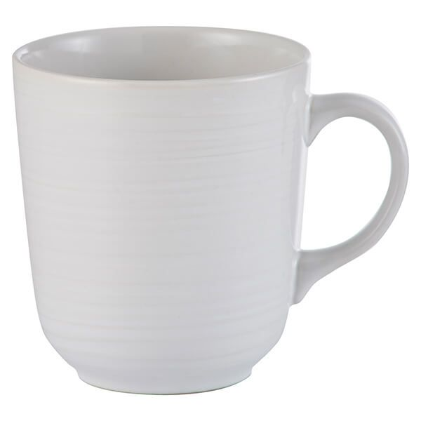 Mason Cash William Mason White Mug