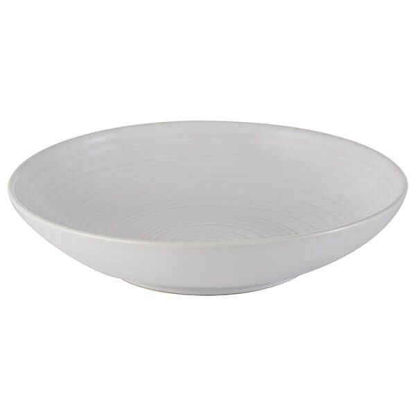 Mason Cash William Mason White Pasta Bowl
