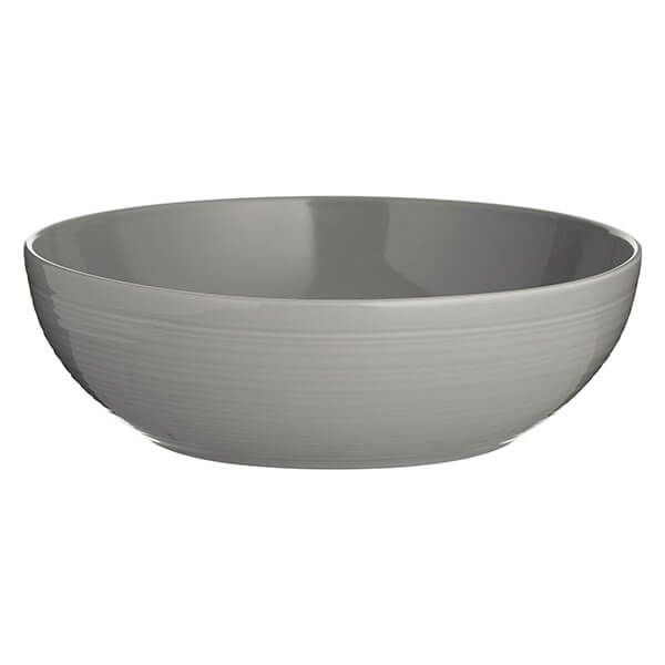 Mason Cash William Mason Grey 30cm Serving Bowl