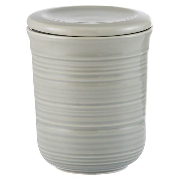 Mason Cash William Mason Grey Storage Jar