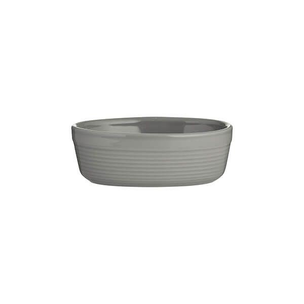 Mason Cash William Mason Grey 17cm Oval Dish