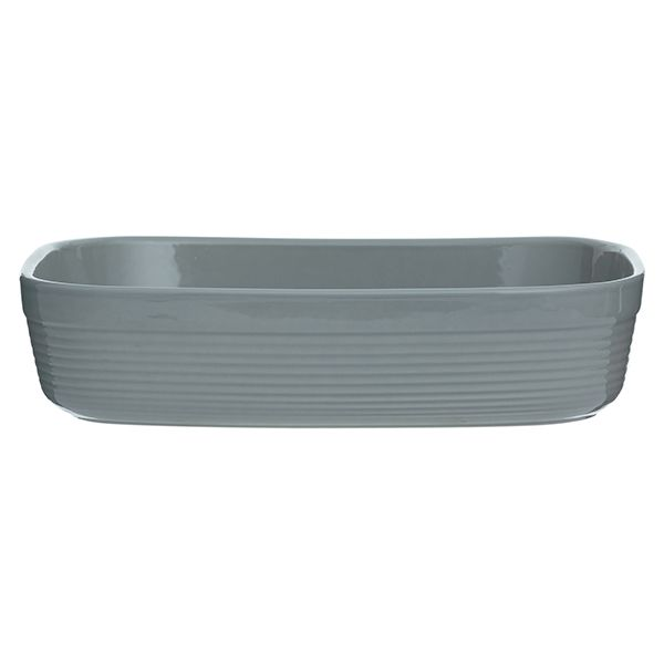 Mason Cash William Mason 31cm Grey Rectangular Dish