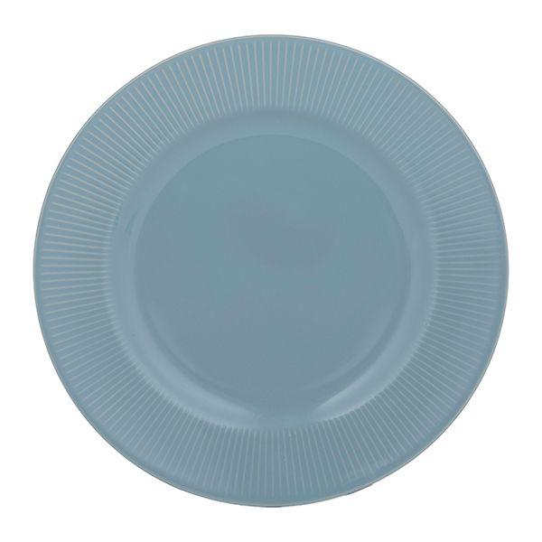 Mason Cash Linear Blue Dinner Plate
