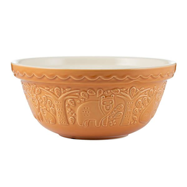 Mason Cash In The Forest S24 Ochre Mixing Bowl 24cm