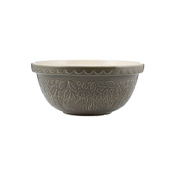 Mason Cash In The Forest S12 Grey Mixing Bowl 29cm