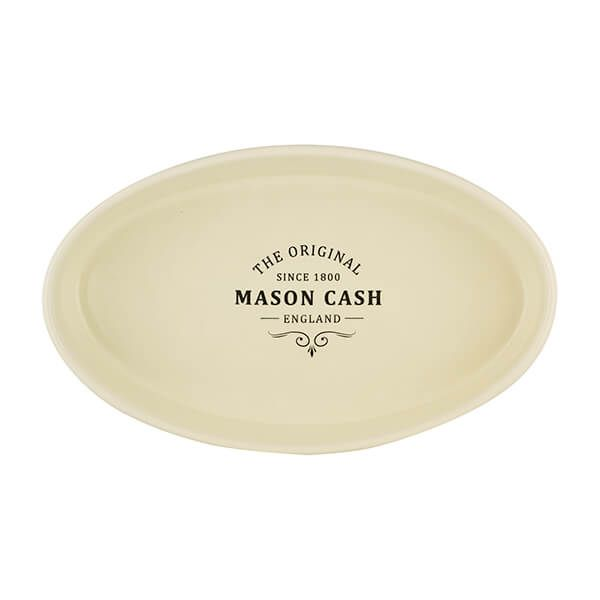 "Mason Cash Heritage 11"" Oval Dish"