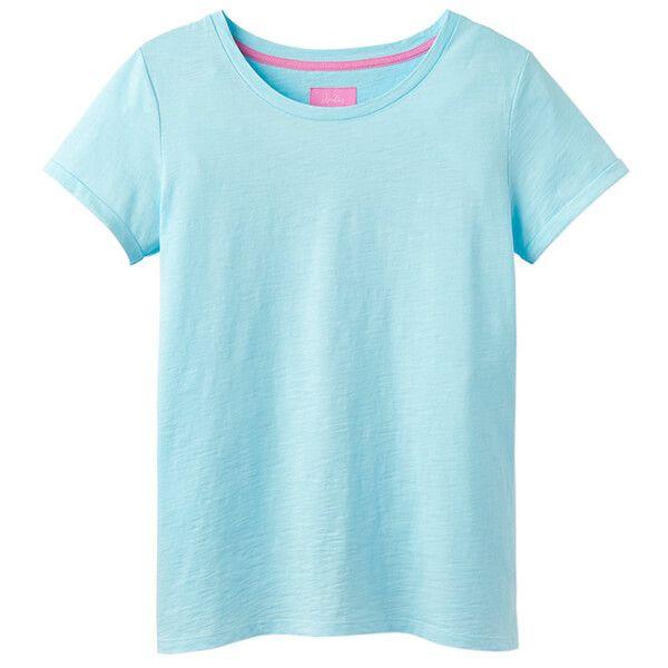 Joules Nessa Aqua Lightweight Jersey T-Shirt