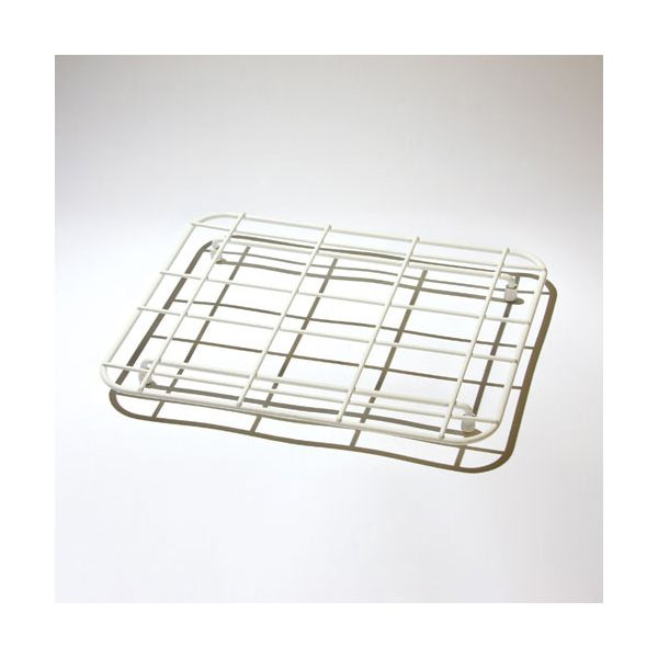 Delfinware Wireware White Small Sink Mat