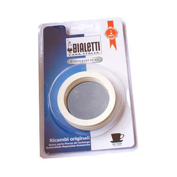 Bialetti Venus 6 Cup Washer / Filter Set