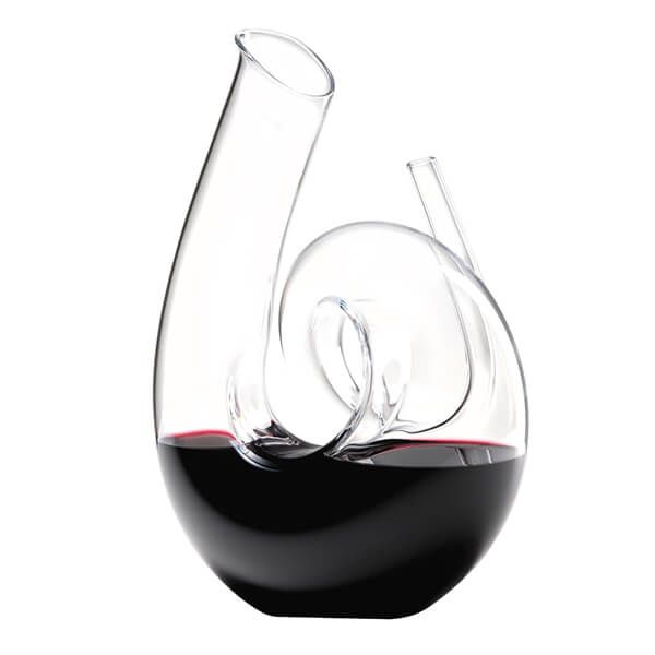 Riedel Curly Clear Decanter