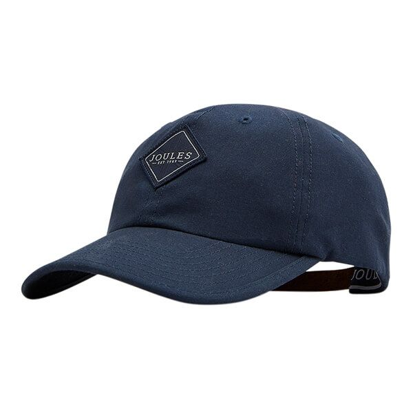 Joules Mens French Navy Stepney Canvas Baseball Cap
