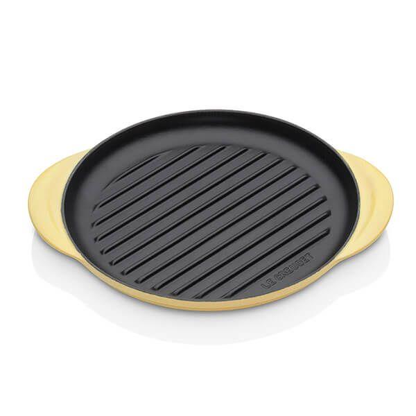 Le Creuset Soleil Cast Iron 25cm Round Grill