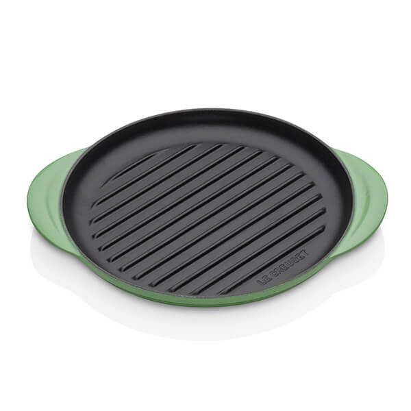 Le Creuset Rosemary Cast Iron 25cm Round Grill