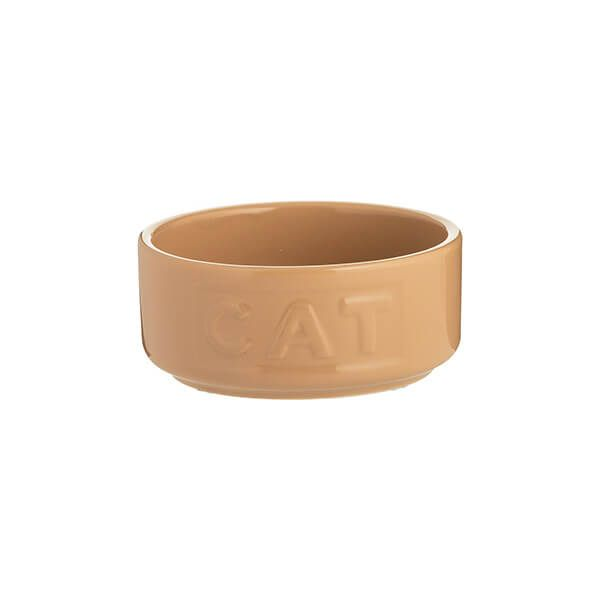 Mason Cash Cane Lettered Cat Bowl 13cm