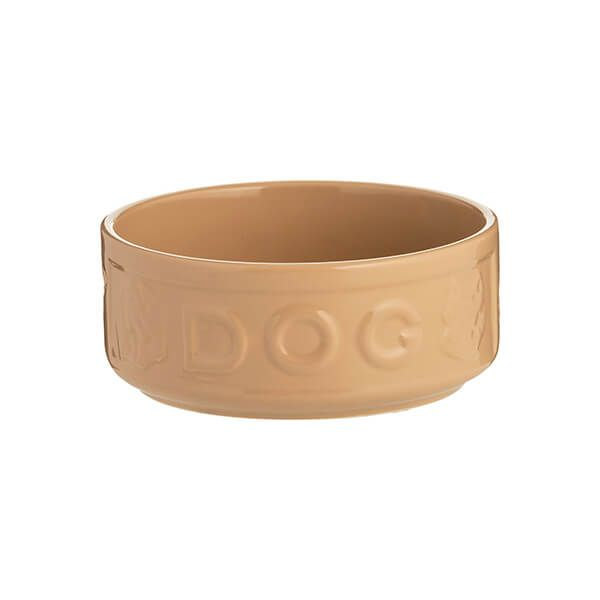 Mason Cash Cane Lettered Dog Bowl 15cm