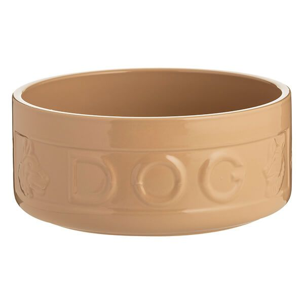 Mason Cash Cane Lettered Dog Bowl 20cm