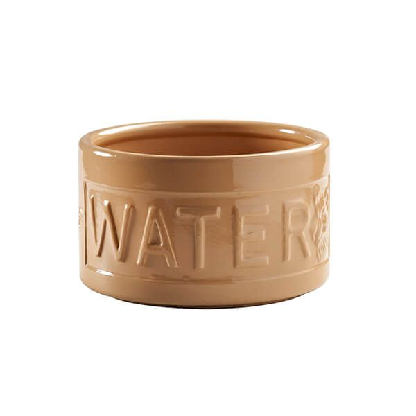 Mason Cash Cane Lettered Dog Water Bowl 15cm