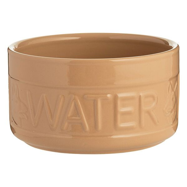 Mason Cash Cane Lettered Dog Water Bowl 20cm