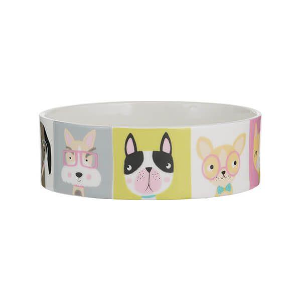 Mason Cash Pawtrait Dog Bowl 15 x 5cm