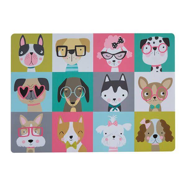 Mason Cash Pawtrait Dog Placemat