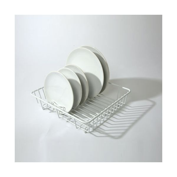Delfinware Wireware White Popular Dish Drainer