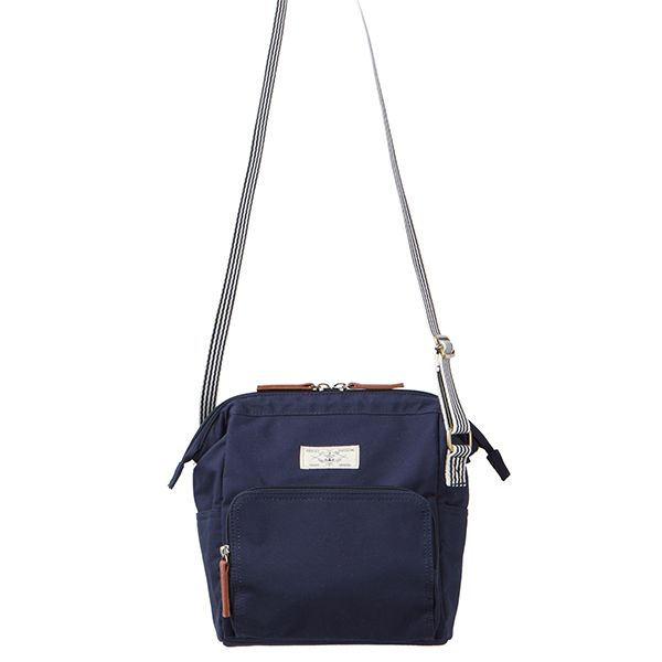 Joules French Navy Coast Cross Body Bag