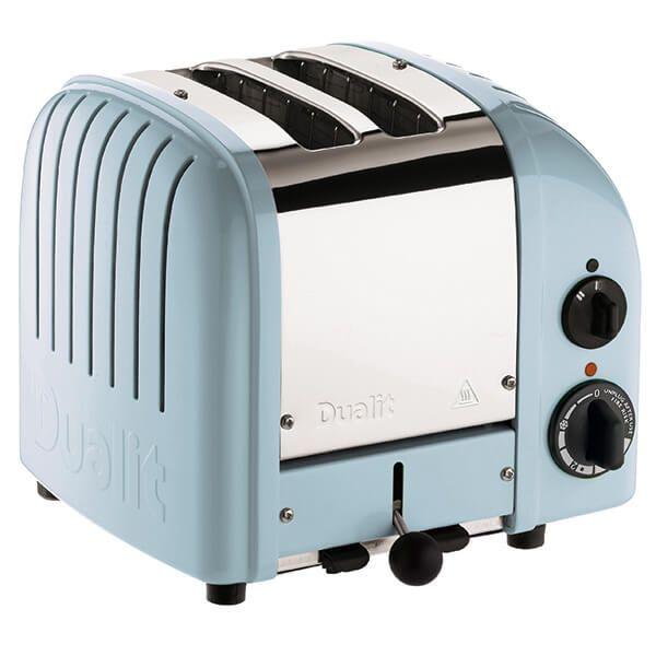 Dualit Classic Vario AWS Glacier Blue 2 Slot Toaster