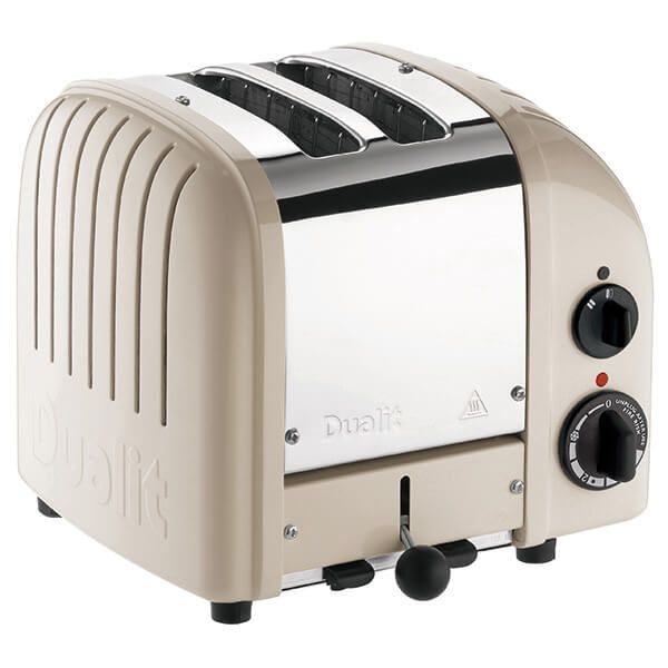 Dualit Classic Vario AWS Clay 2 Slot Toaster With Free Gift
