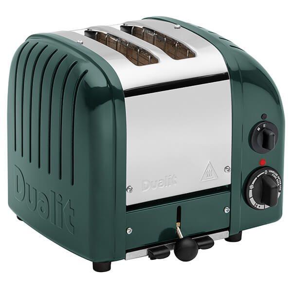 Dualit Classic Vario AWS Evergreen 2 Slot Toaster