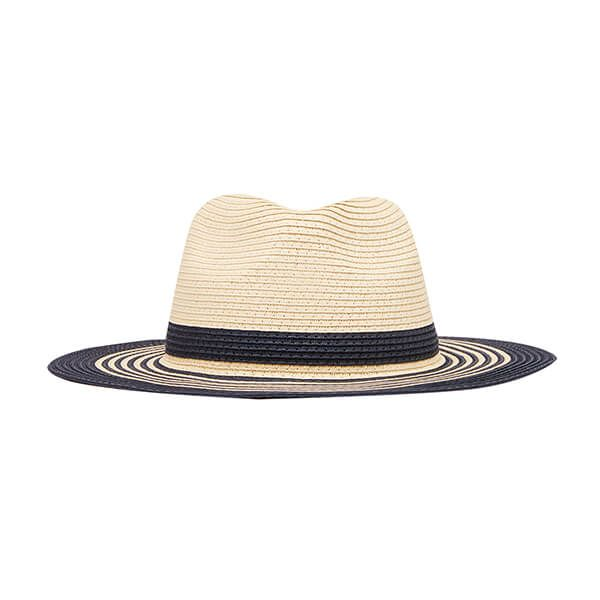 Joules Dora French Navy Fedora Sun Hat