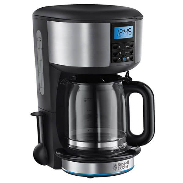 Russell Hobbs Legacy Filter Coffee Maker Black