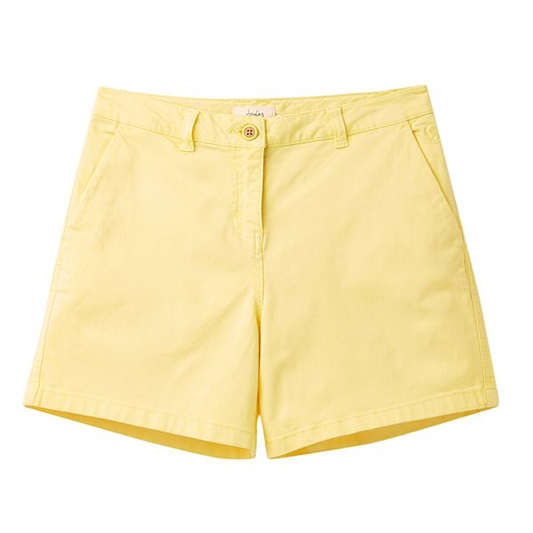 Joules Lemon Cruise Mid Length Chino Shorts