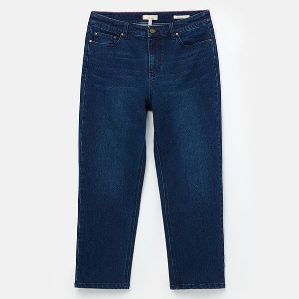 Joules Indigo Etta Straight Leg Jeans