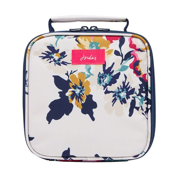 Joules Anniversary Floral Picnic Lunch Bag