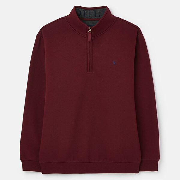 Joules Port Drayton Clean Quarter Zip Sweat