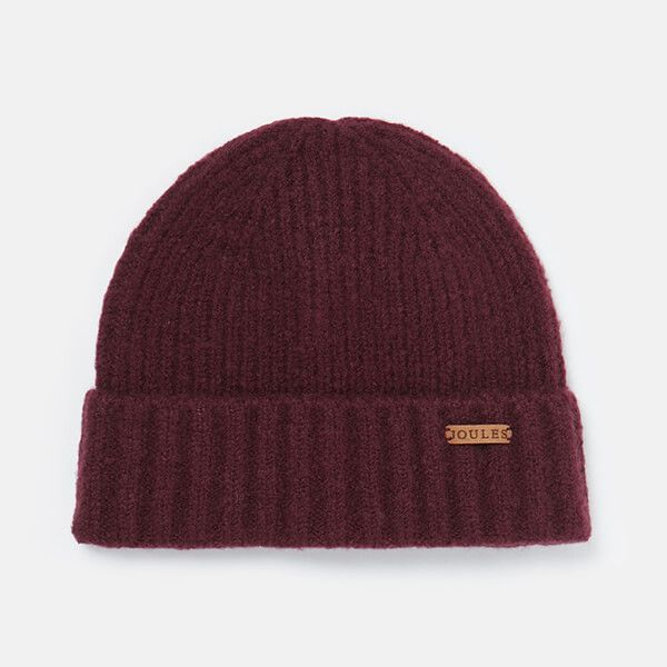 Joules Fig Bamburgh Knitted Hat