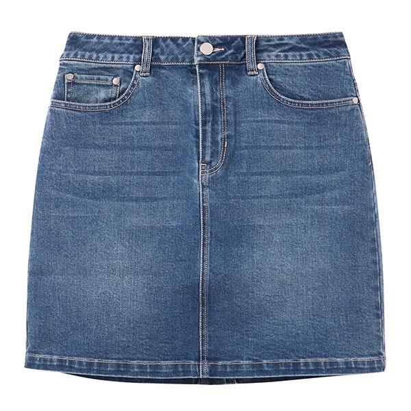 Joules Light Denim Marnie Denim Skirt