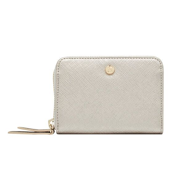 Joules Metallic Trent Mini PU Purse