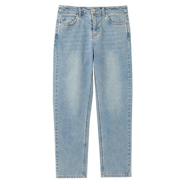 Joules Etta Pale Blue Vintage Straight Leg Jeans