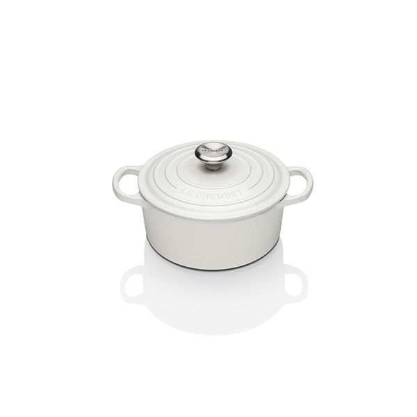 Le Creuset Signature Cotton Cast Iron 18cm Round Casserole