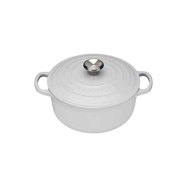 Le Creuset Signature Cotton Cast Iron 20cm Round Casserole